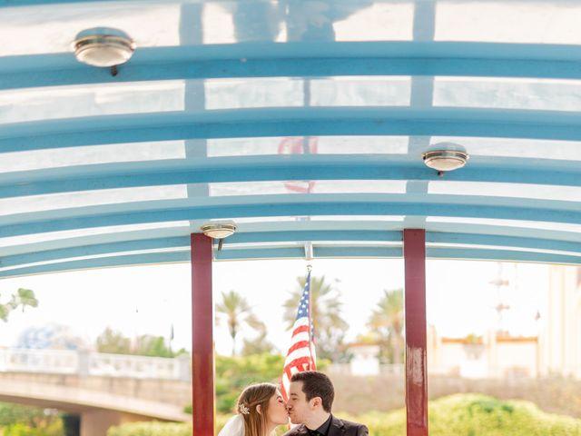 Andrew and Desiree's Wedding in Orlando, Florida 24