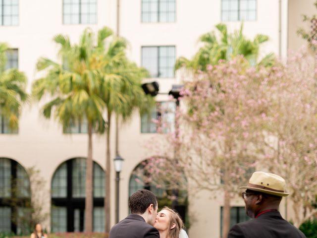 Andrew and Desiree's Wedding in Orlando, Florida 29