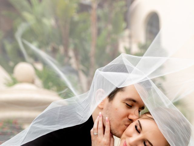 Andrew and Desiree's Wedding in Orlando, Florida 33