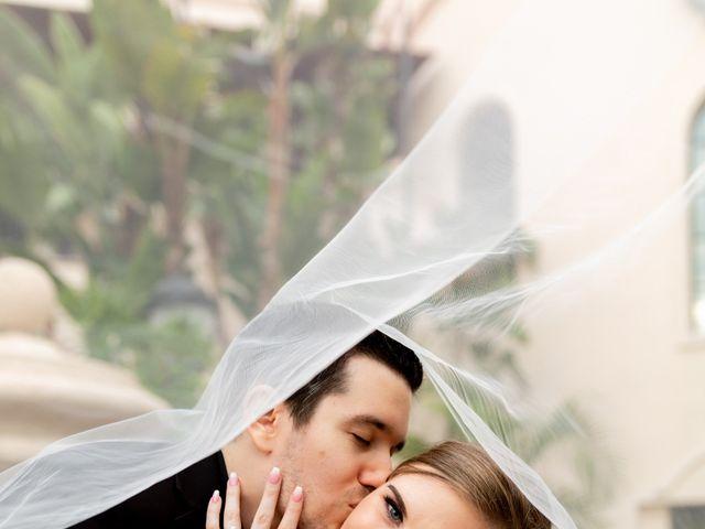 Andrew and Desiree's Wedding in Orlando, Florida 34