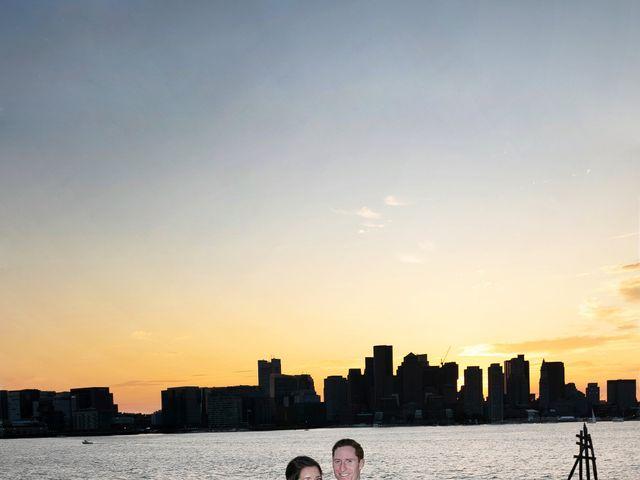 Mike and Nicole's Wedding in Boston, Massachusetts 3