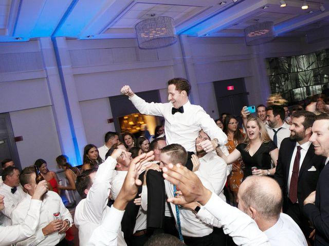 Mike and Nicole's Wedding in Boston, Massachusetts 8