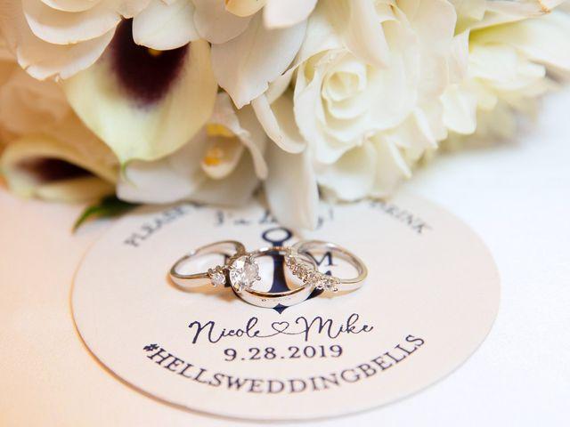 Mike and Nicole's Wedding in Boston, Massachusetts 12