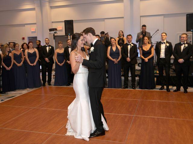 Mike and Nicole's Wedding in Boston, Massachusetts 18
