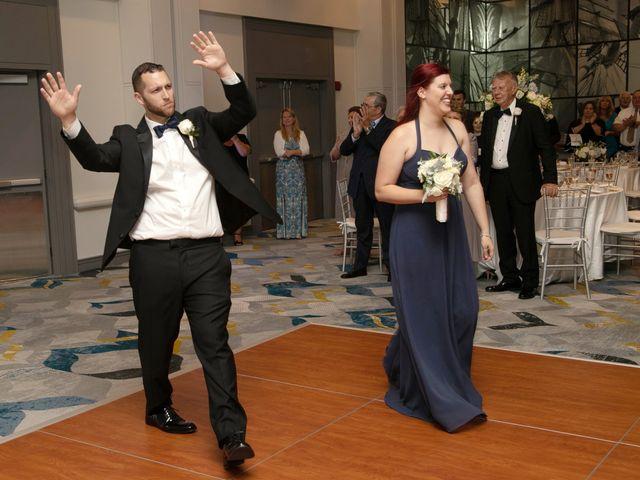 Mike and Nicole's Wedding in Boston, Massachusetts 25