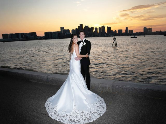 Mike and Nicole's Wedding in Boston, Massachusetts 35