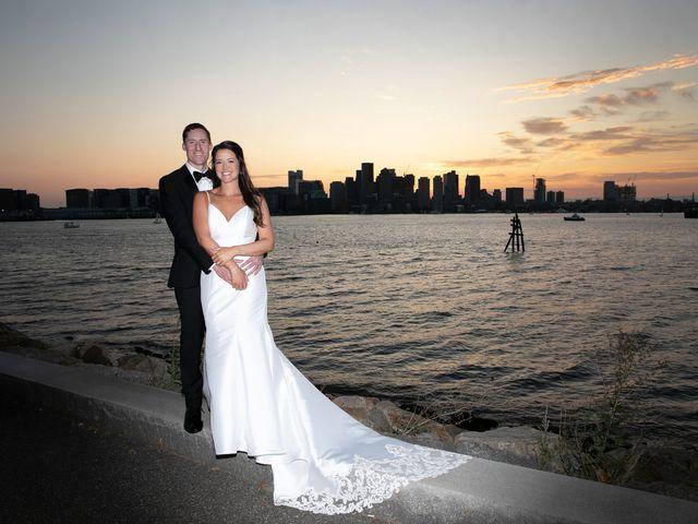 Mike and Nicole's Wedding in Boston, Massachusetts 36