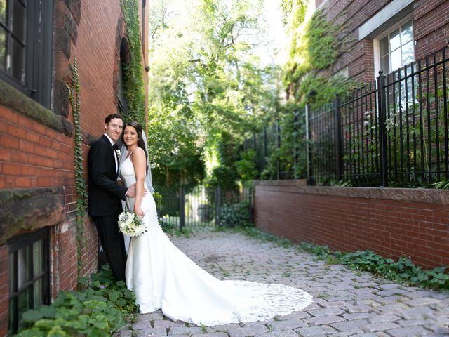Mike and Nicole's Wedding in Boston, Massachusetts 52