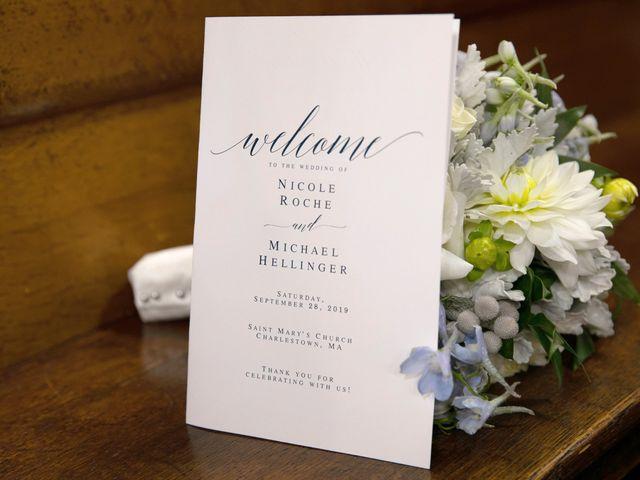 Mike and Nicole's Wedding in Boston, Massachusetts 62