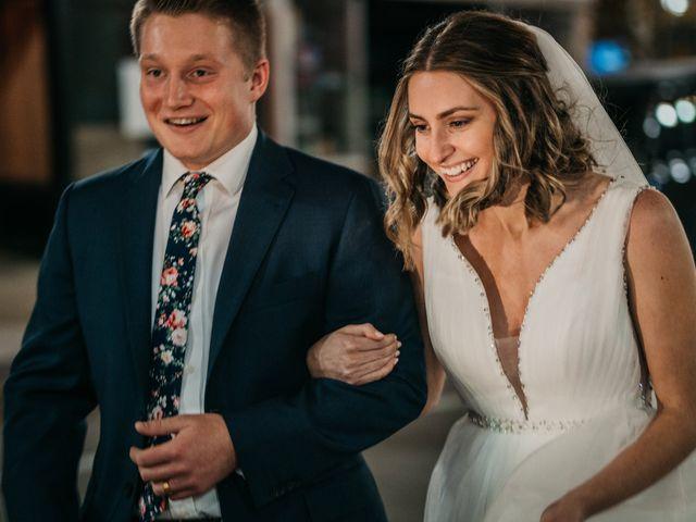 The wedding of Jackie and Joe