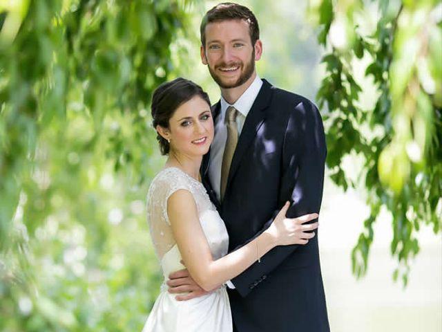 The wedding of Ryan and Riley