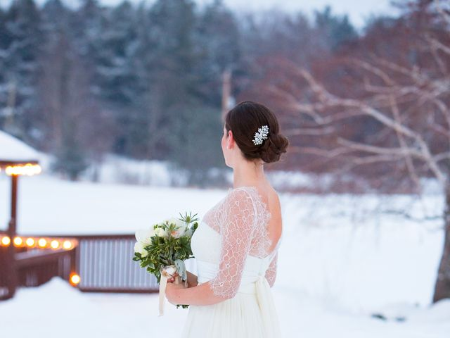 Megan and Matt's Wedding in Ontario, Ohio 6