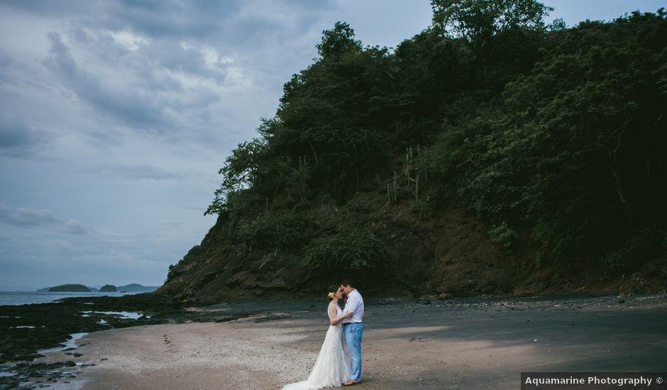 Andy and Ellen's Wedding in Playa Ocotal, Costa Rica