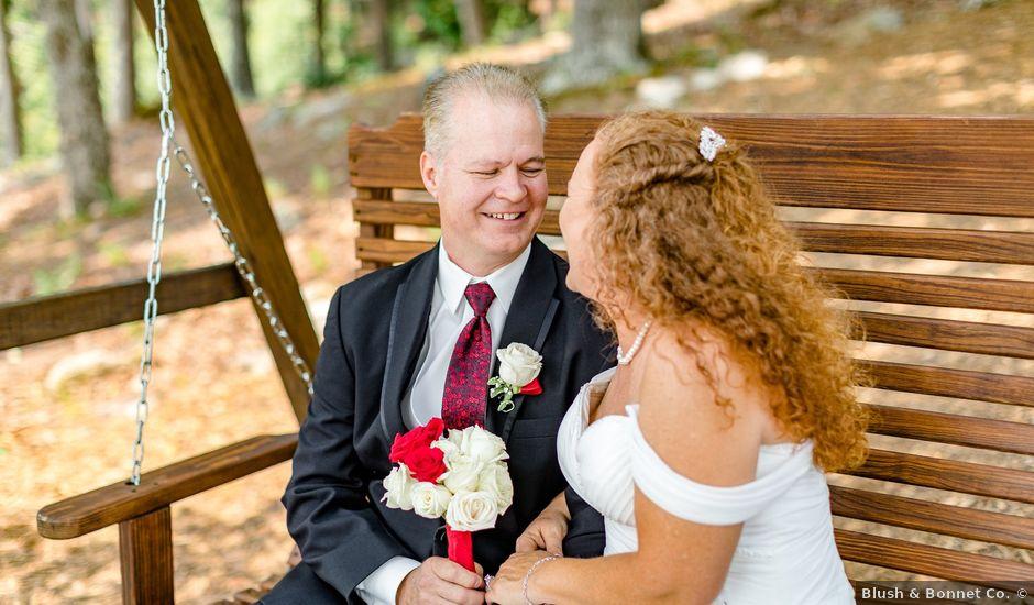 Chris and Bridget's Wedding in Buford, Georgia