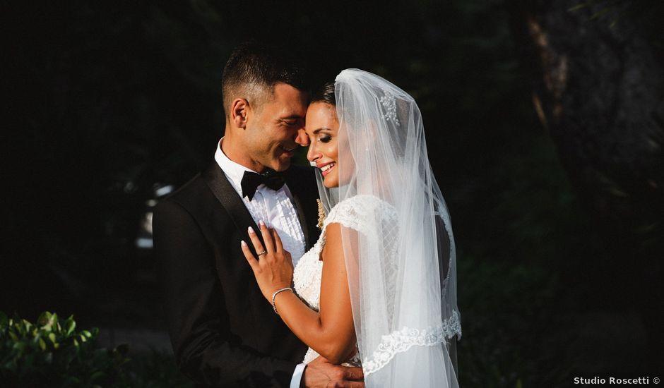Miriam and Alberto's Wedding in Rome, Italy