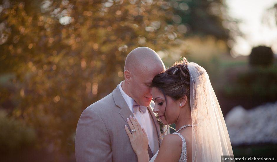 Joe and Christine's Wedding in Newtown, Pennsylvania