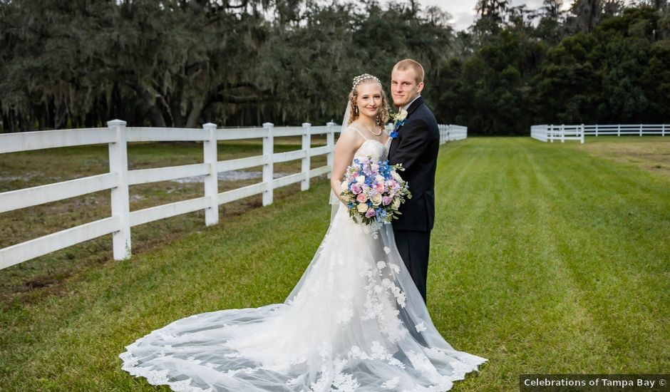 Alex and Meghan's Wedding in Dade City, Florida