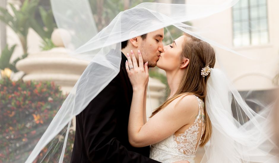 Andrew and Desiree's Wedding in Orlando, Florida
