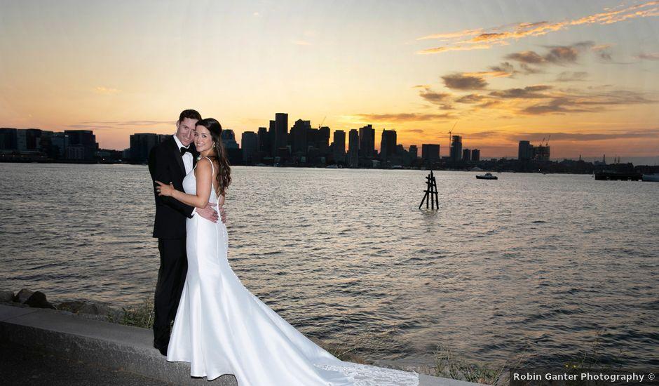 Mike and Nicole's Wedding in Boston, Massachusetts
