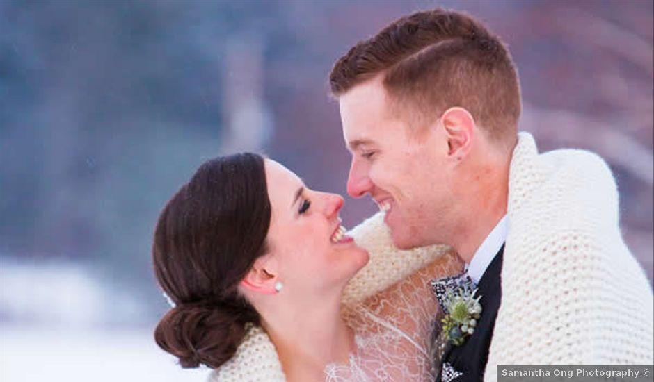 Megan and Matt's Wedding in Ontario, Ohio