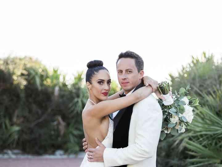 The wedding of Andy and Nicole
