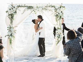 Nicole and Andy's Wedding in Rosemary Beach, Florida 16