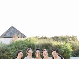 Nicole and Andy's Wedding in Rosemary Beach, Florida 7