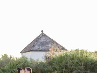 Nicole and Andy's Wedding in Rosemary Beach, Florida 21
