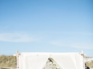 Nicole and Andy's Wedding in Rosemary Beach, Florida 9