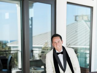Nicole and Andy's Wedding in Rosemary Beach, Florida 8