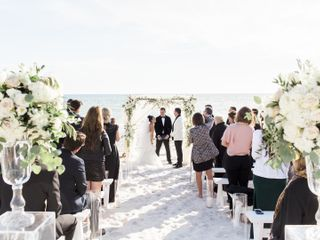 Nicole and Andy's Wedding in Rosemary Beach, Florida 13
