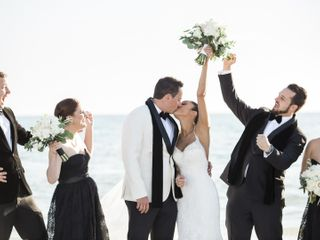 Nicole and Andy's Wedding in Rosemary Beach, Florida 19