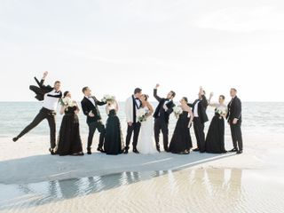 Nicole and Andy's Wedding in Rosemary Beach, Florida 18