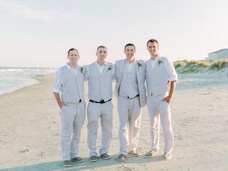 Kristina and Grant's Wedding in Myrtle Beach, South Carolina 8