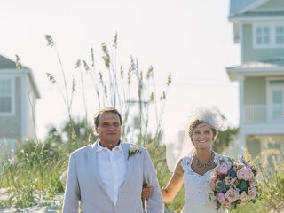 Kristina and Grant's Wedding in Myrtle Beach, South Carolina 12
