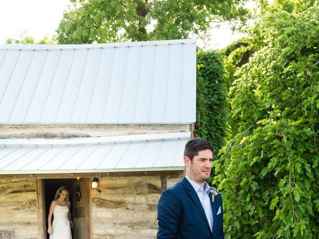 Meredith and Matt's Wedding in Stonewall, Texas 6