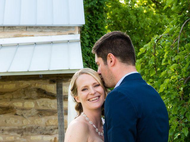 Meredith and Matt's Wedding in Stonewall, Texas 8
