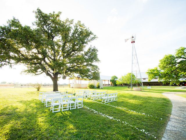 Meredith and Matt's Wedding in Stonewall, Texas 10