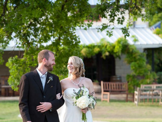 Meredith and Matt's Wedding in Stonewall, Texas 13