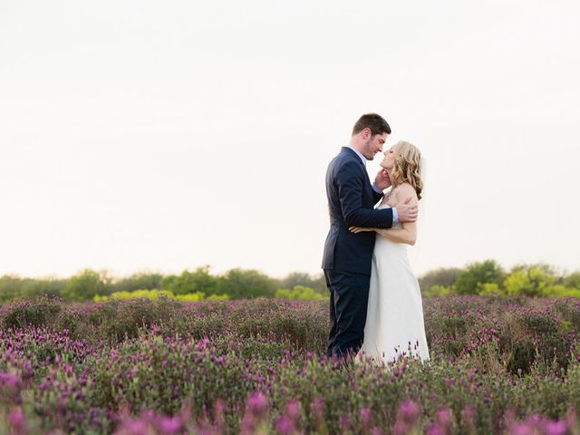 Meredith and Matt's Wedding in Stonewall, Texas 18