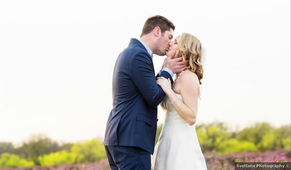Meredith and Matt's Wedding in Stonewall, Texas