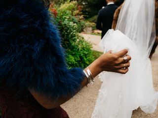 The wedding of Adam and Josie 2