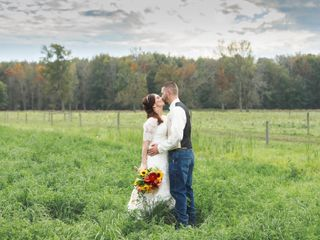 The wedding of Natosha and Kevin