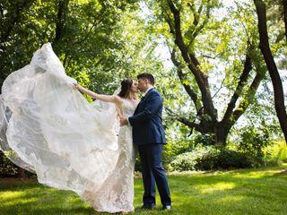 The wedding of Melissa and Zigmars 1