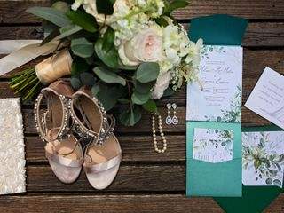 The wedding of Melissa and Zigmars 2