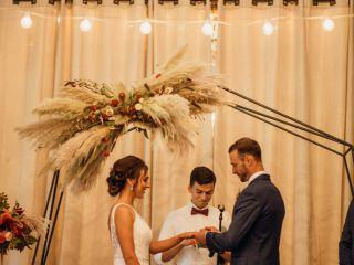 The wedding of Ashley and Derek 2