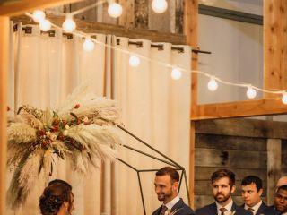 The wedding of Ashley and Derek 3