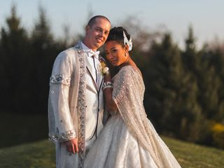 The wedding of Jeff and Jade