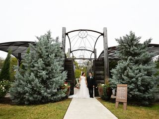 The wedding of Isaac and Jaclyn