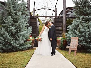 The wedding of Isaac and Jaclyn 2